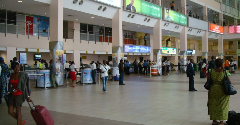 Central Departure Hall